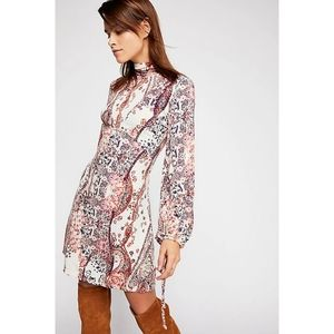 FREE PEOPLE All Dolled up Mini in Ivory